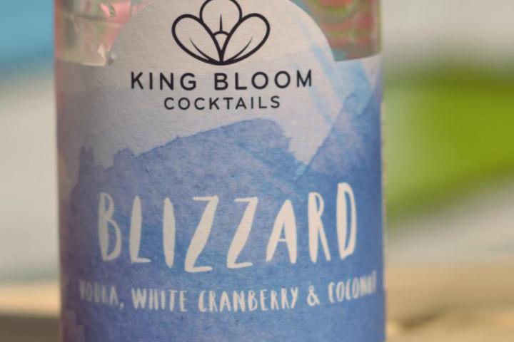 Etichette per cocktails