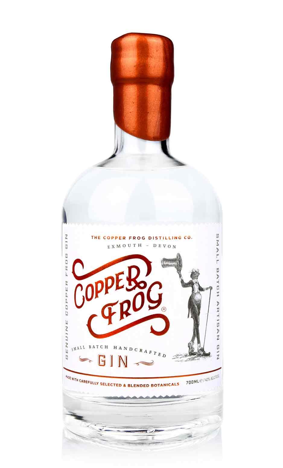 CopperFrog
