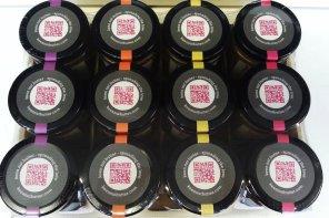 Etichette per barattoli con codice QR