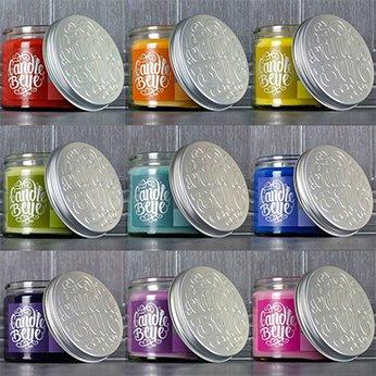 Etichette personalizzate candele