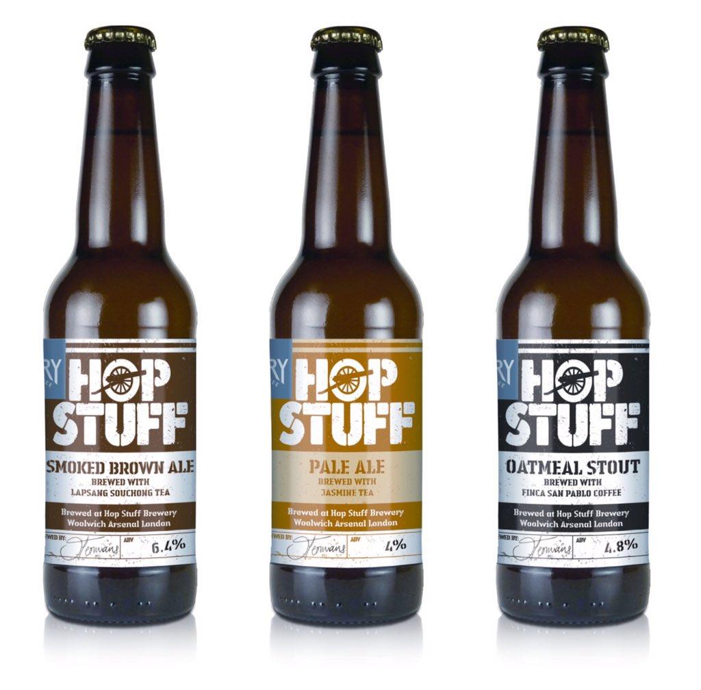 Hop Stuff Drury Labels